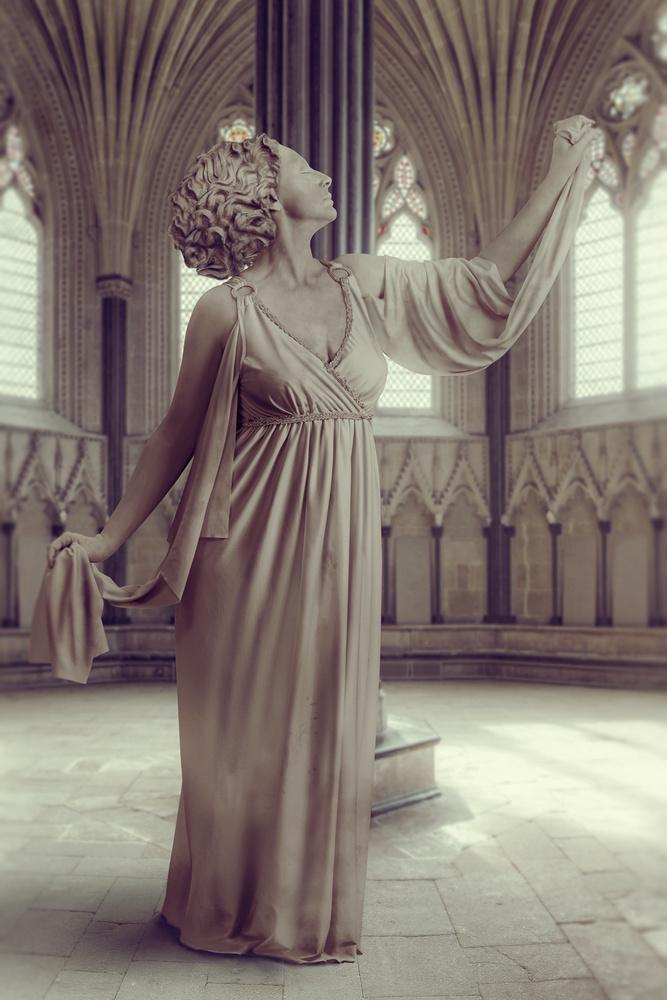 Living Sculpture by Steven Burnette