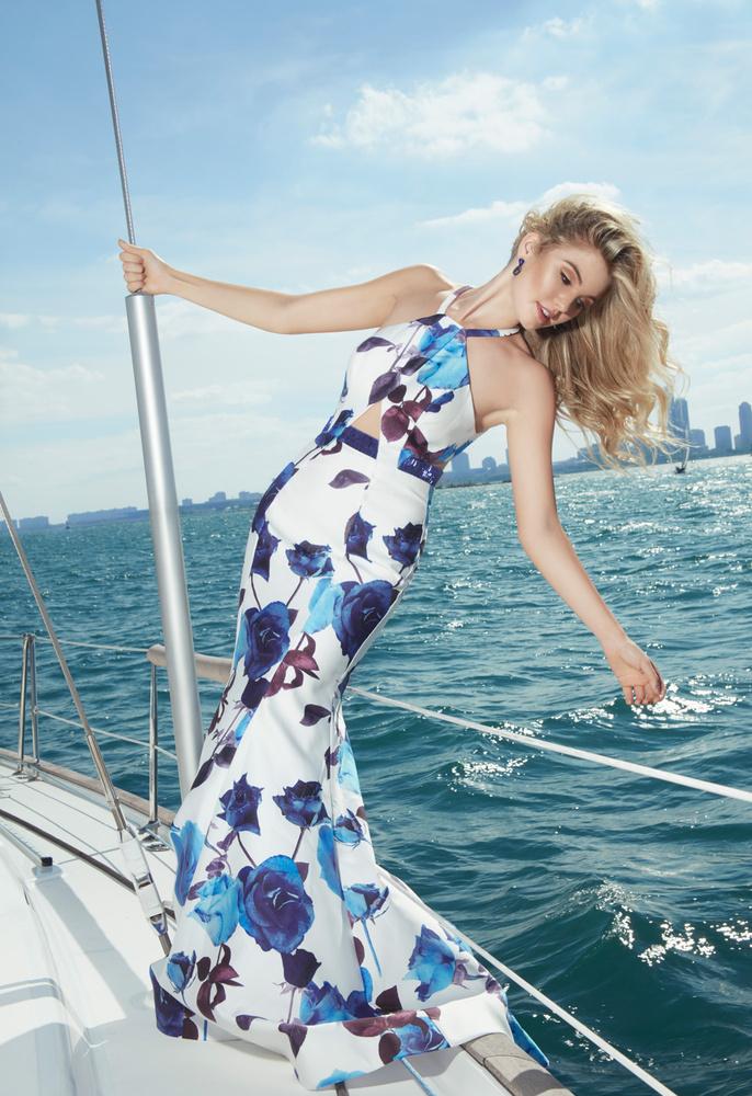 Sailing Pretty by Steven Burnette