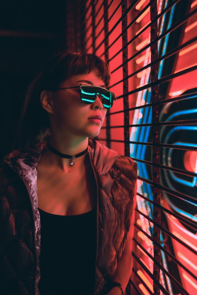 Neon by Marcus Bruzzese