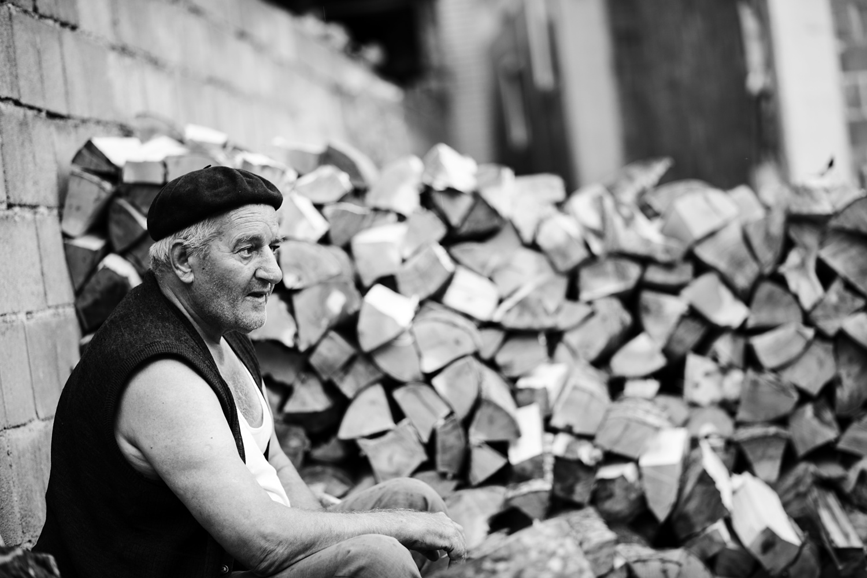 Oldman by Erson Zymberi