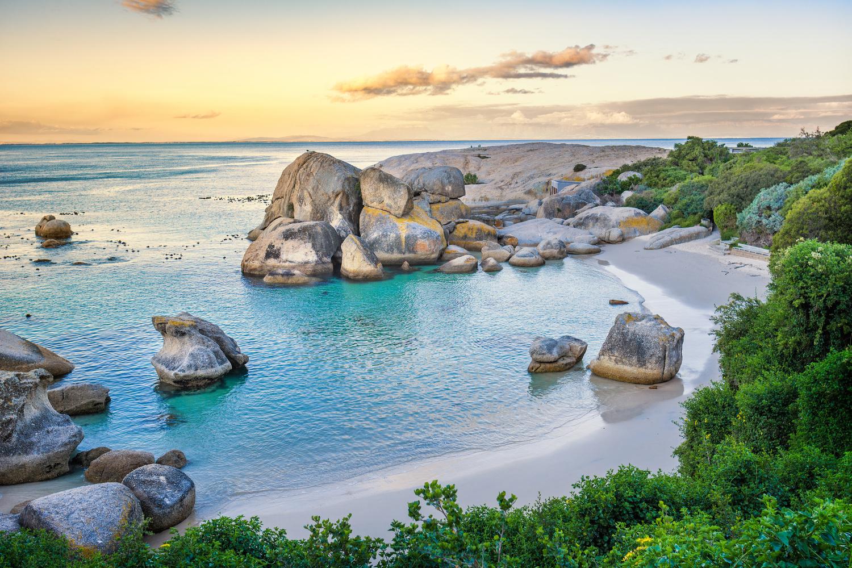 Stone Beach by Pawel Lappo