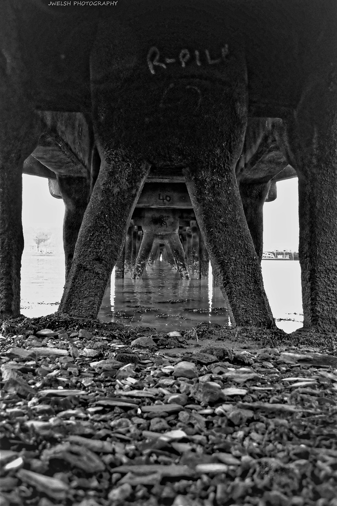 Beneath the Bridge Above! by Jonathon Welsh
