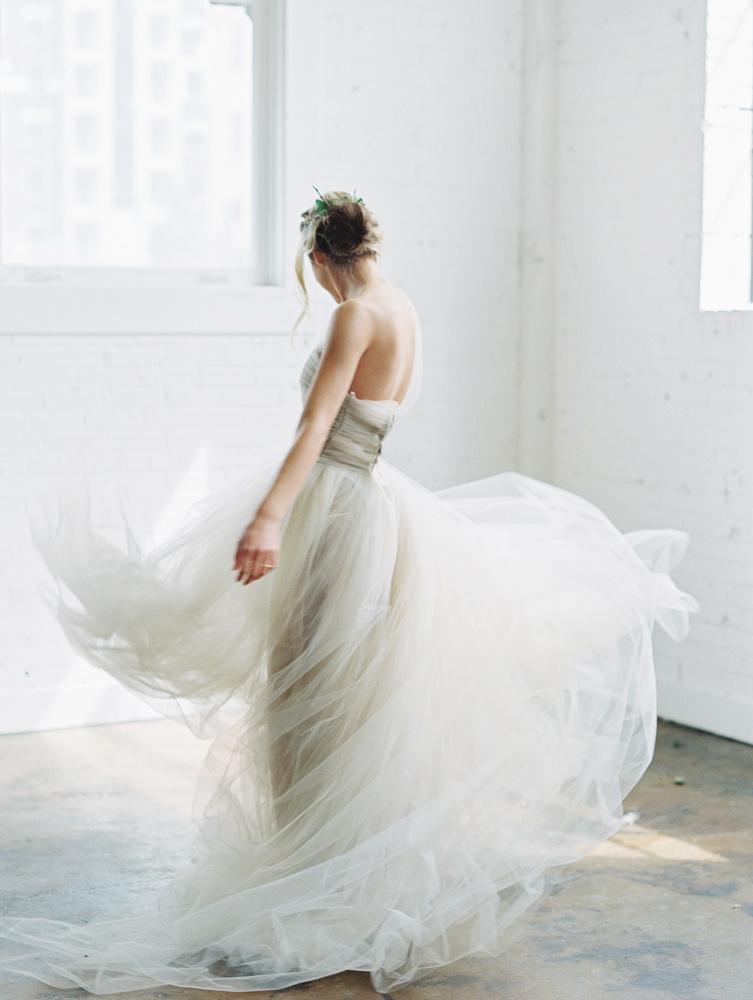 Bride by radostina boseva