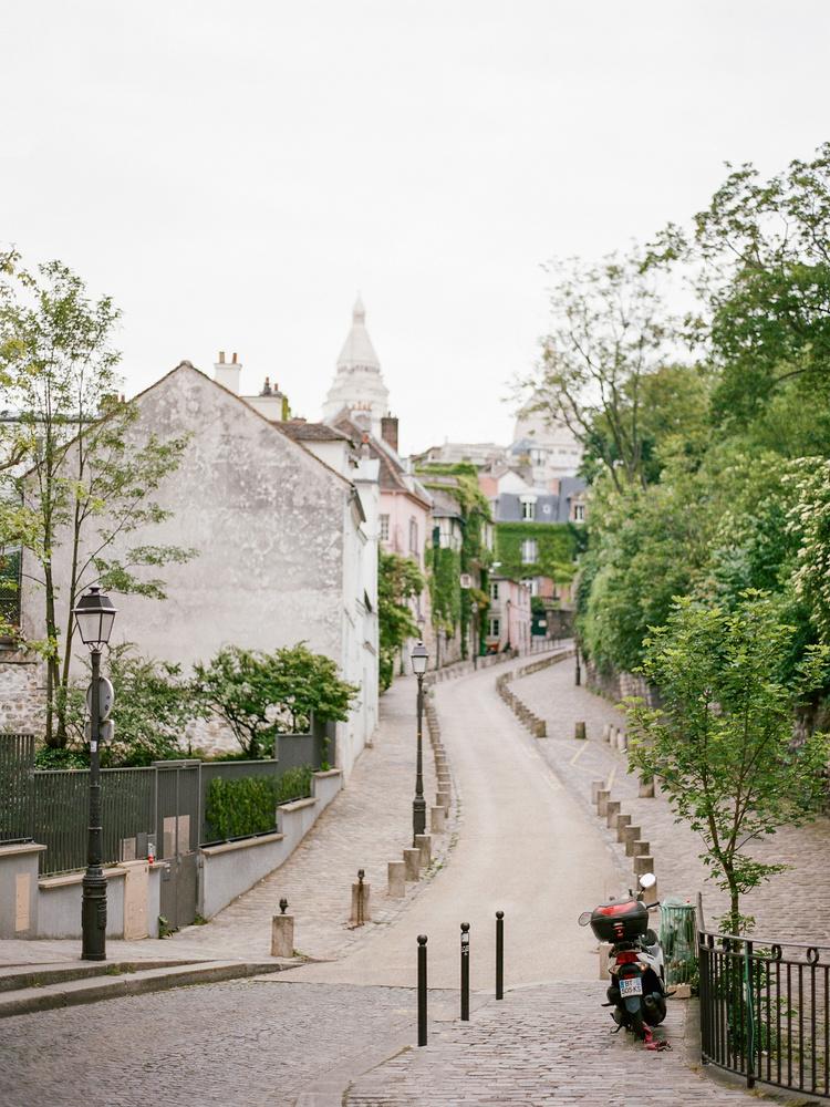 Paris by radostina boseva