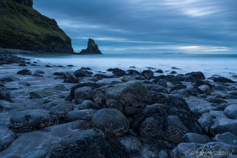 Talisker Bay, Isle of Skye by Fabien Guittard