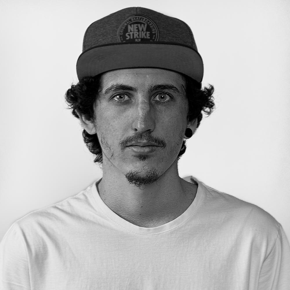 Portrait Gigi da La'Plata by Vitor Antunes
