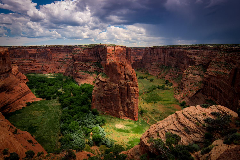 Canyon Wonderland by AJ Ringström