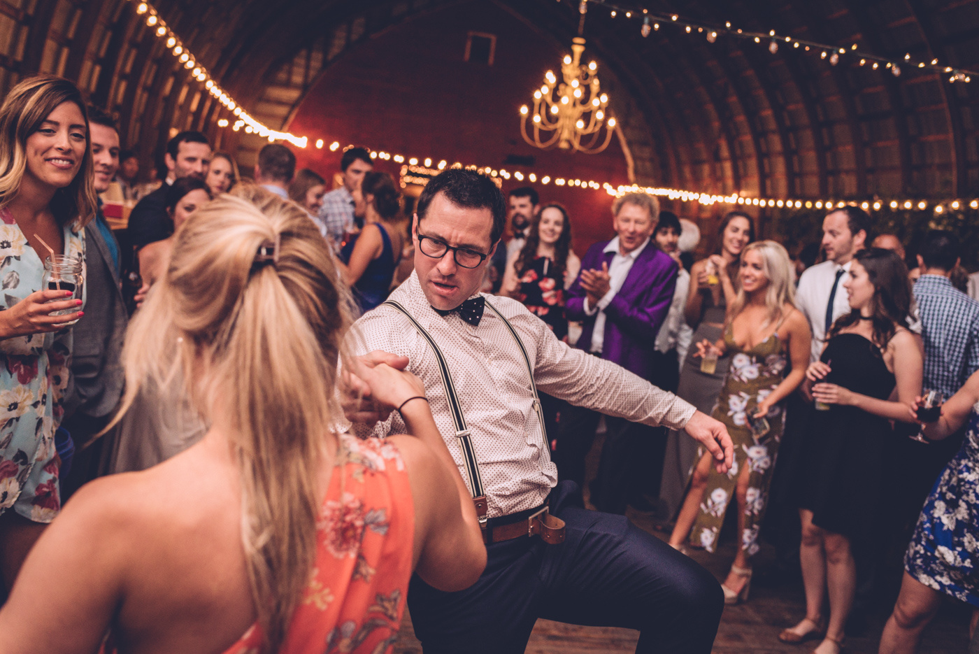 Those Australians Know How To Dance by Patrick Chondon