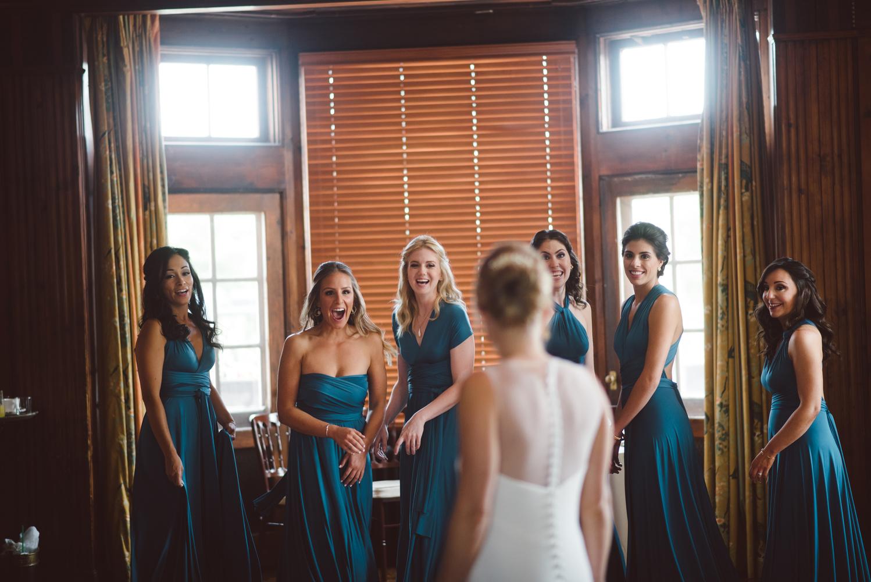 Bride Reveal  by Eric Brushett