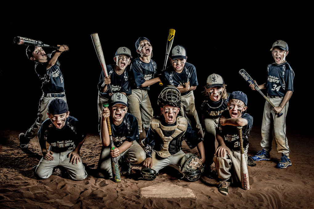 The Sluggers by brian sumner