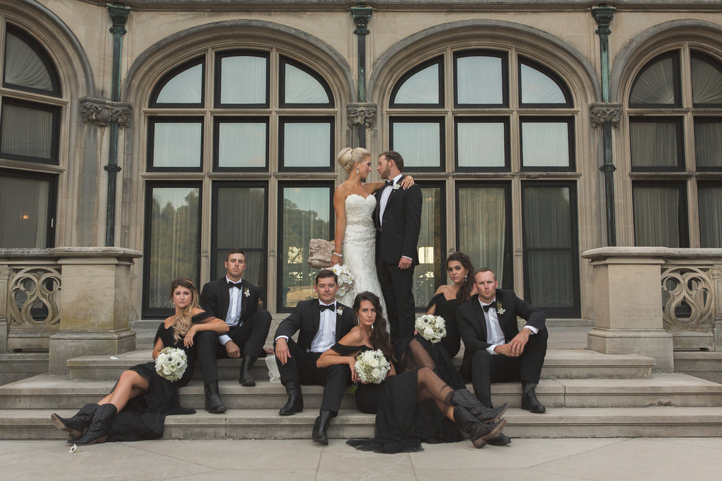 Biltmore Wedding by brian sumner