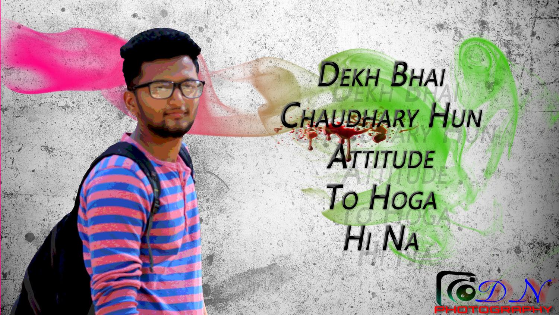 man fashion by Chaudhary Divyesh