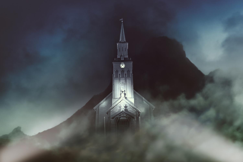 Misty Time by Zoltan Tot