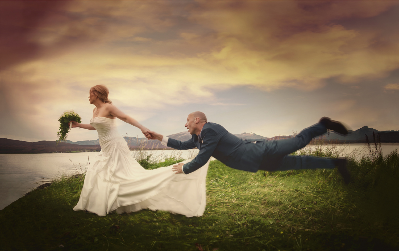 Magic Wedding by Zoltan Tot