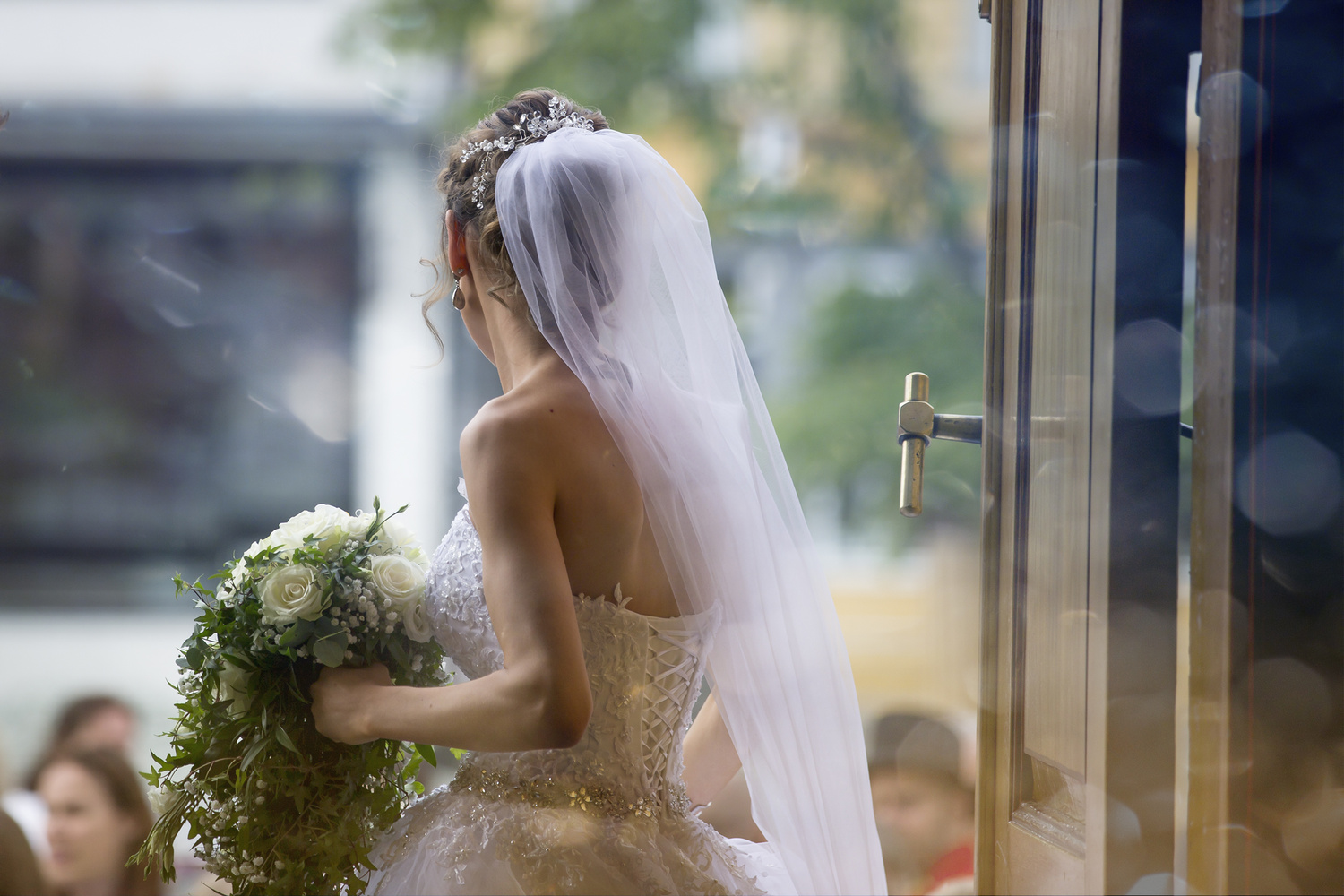 Just Married by Zoltan Tot