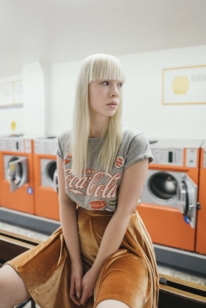 Laundry room by Dominik Leiner