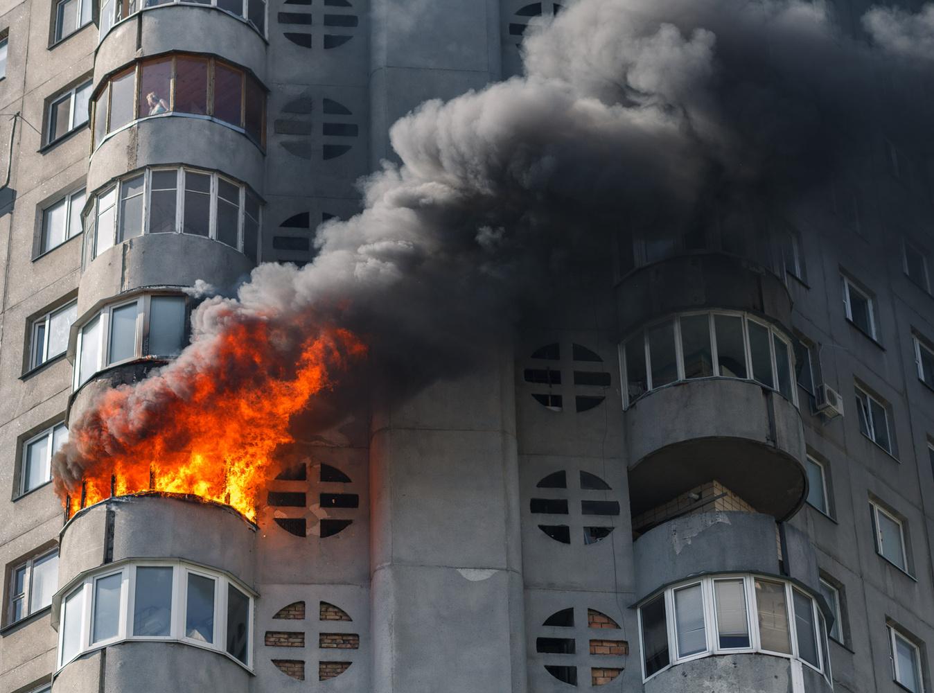 fire water burn. by Oleksandr Gontar