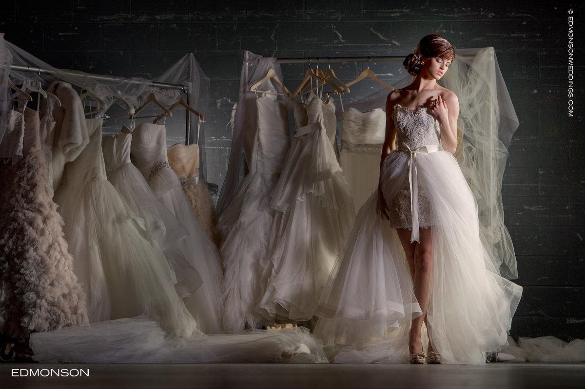 Wedding Magazine Editorial Shoot by Luke Edmonson
