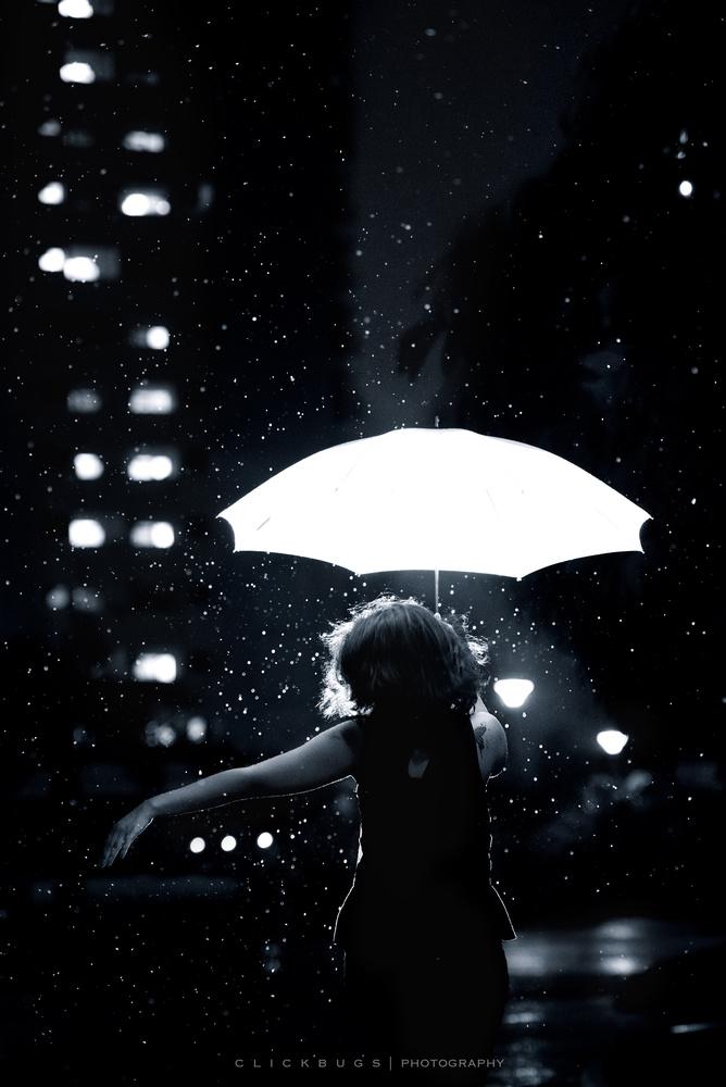 Dancing in the Rain by Rajkumar J