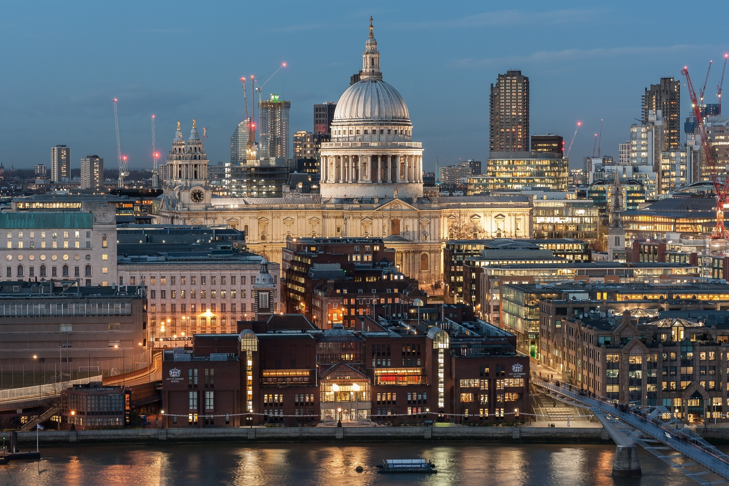 St. Paul's Cathedral  by Dorian Drozdowski