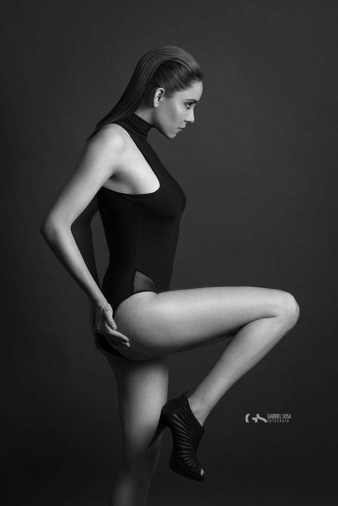 The model  by Gabriel Sosa