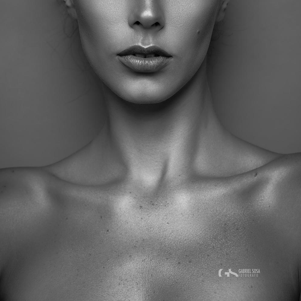 Beauty portrait by Gabriel Sosa