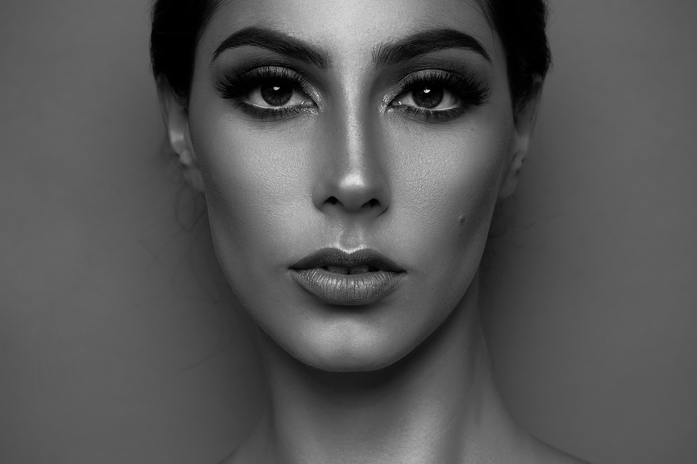 María Malo / Beauty Portrait by Gabriel Sosa