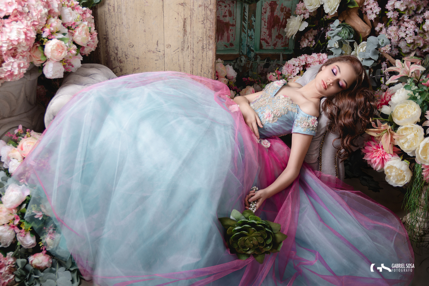 -Sleeping beauty- by Gabriel Sosa
