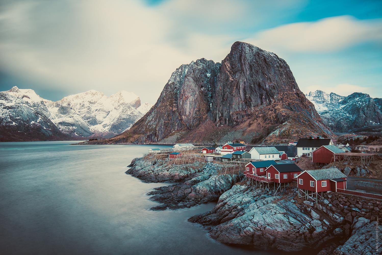 Hamnøy   Reine by Aris Christou