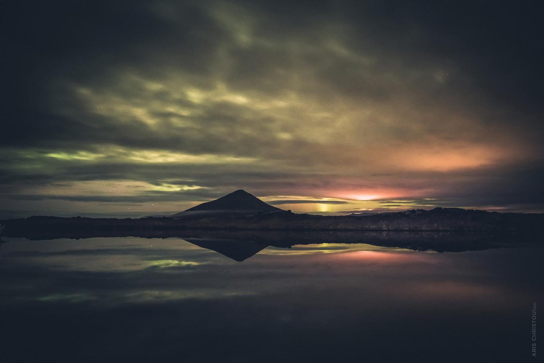 Bulandstindur   Iceland by Aris Christou