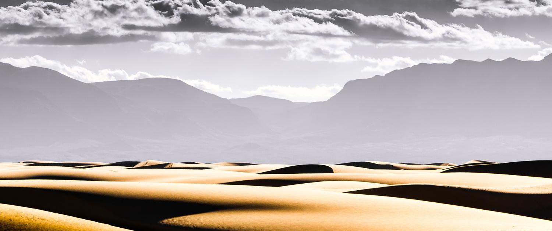 The Golden Dunes by Roman Maksimov