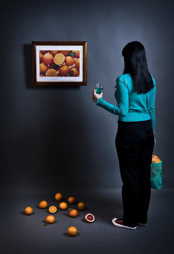 Oranges by Ull Galindez