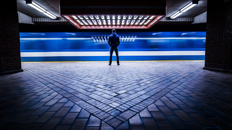 Underground by Raphael Chapot