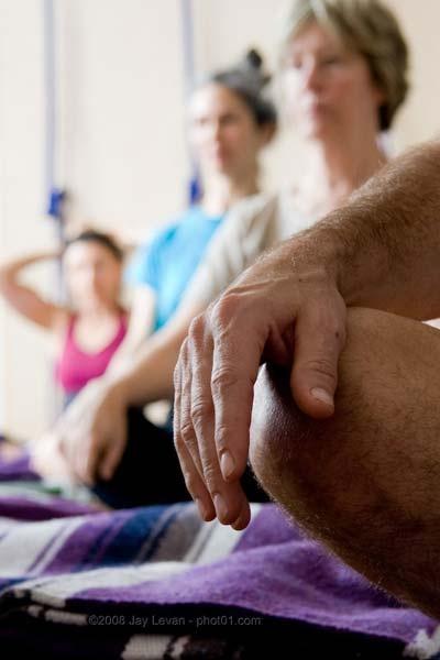 Yoga Room by Jay Levan