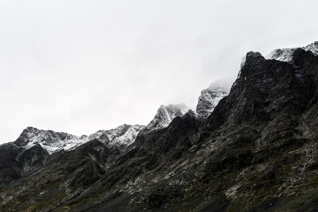 Norwegian Mountain by Rasmus Preston