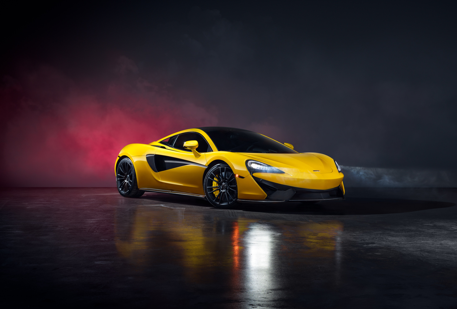 MSO McLaren 570S Hero Shot by Jimmy Zhang