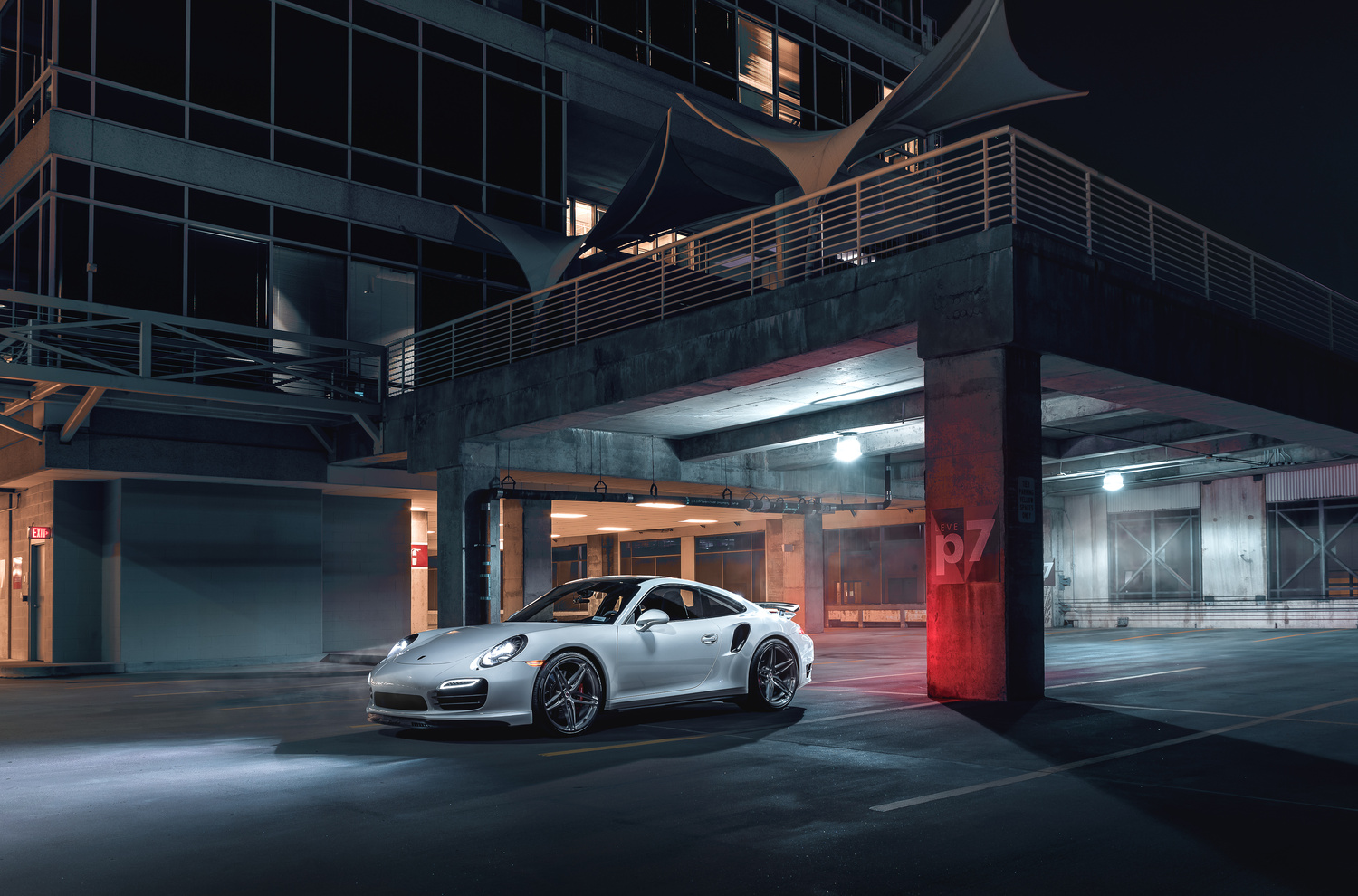 Porsche 911 Turbo by Jimmy Zhang