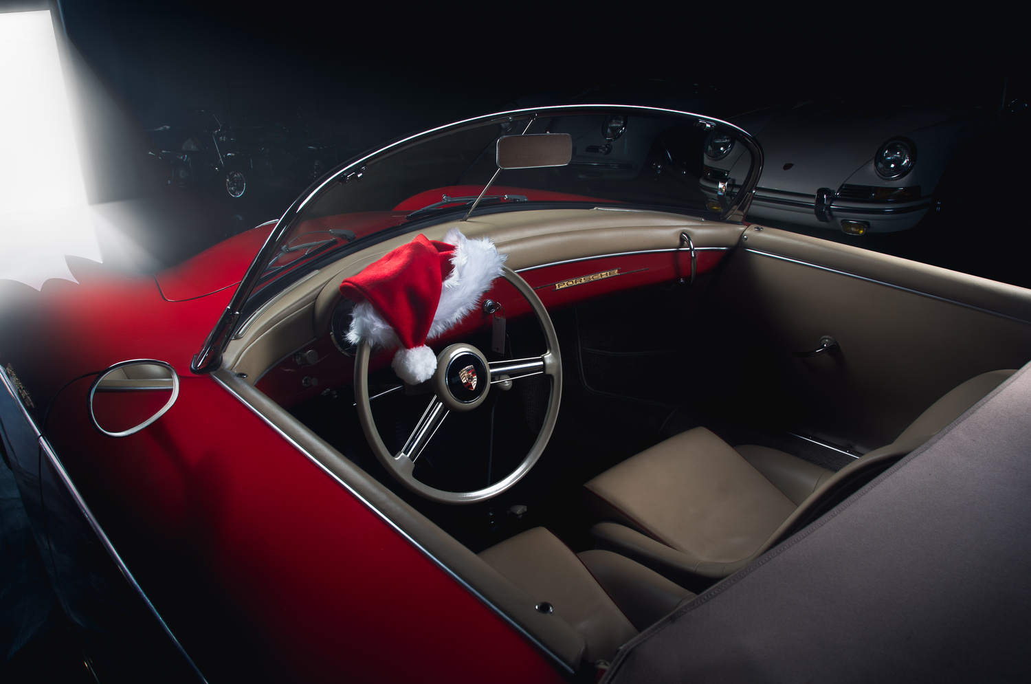 Santa's Sleigh by Jimmy Zhang