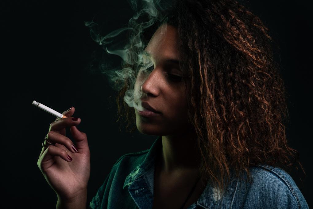 Smokin' Cheyenne by Peter Hanne