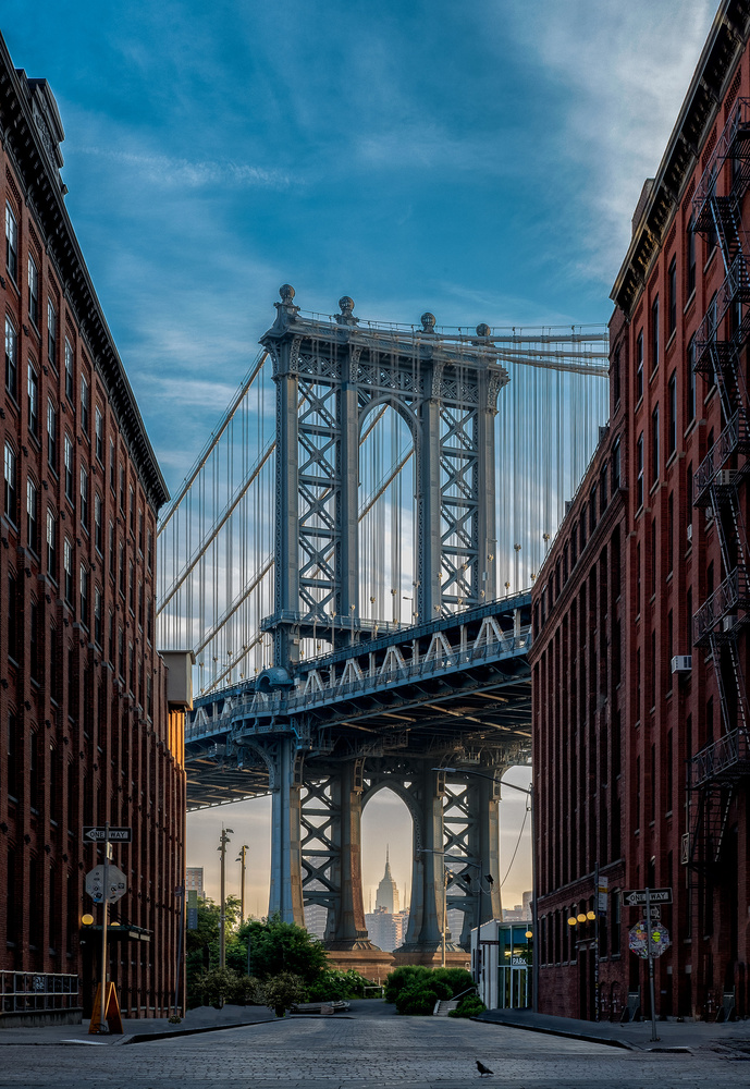 Dumbo New York by Stephen Vincent-Grace