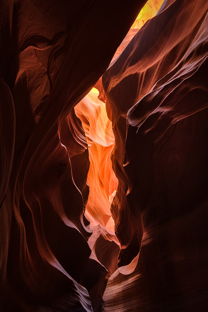 Canyon of Fire by Stephen Vincent-Grace