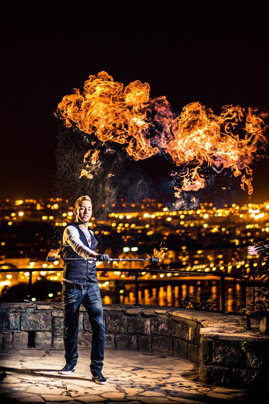 Fireball Budapest by Sada Domonkos