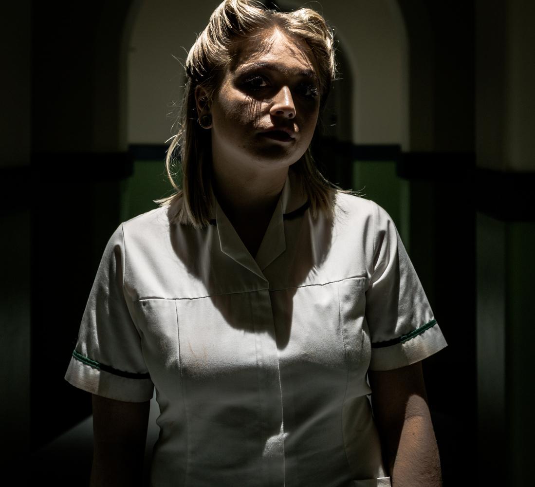The Nurse by Darryl Calvert
