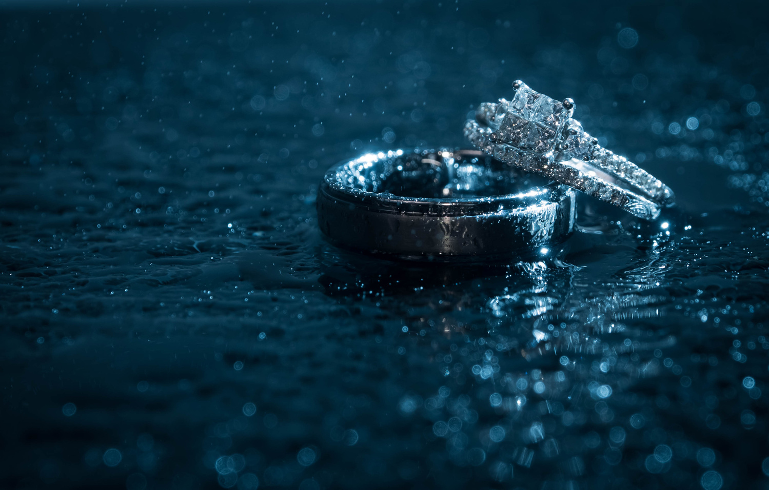 Engagement Rings by Travis Fultz