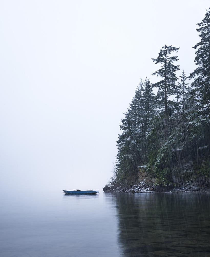 Drifting Away by Bogdan Tishchenko