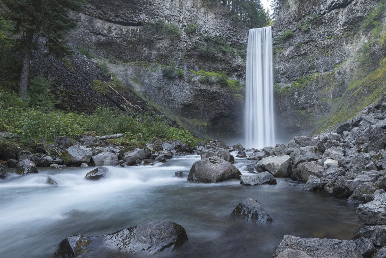Brandywine Falls by Bogdan Tishchenko