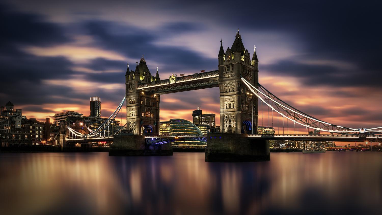 London Tower Bridge by Stas F