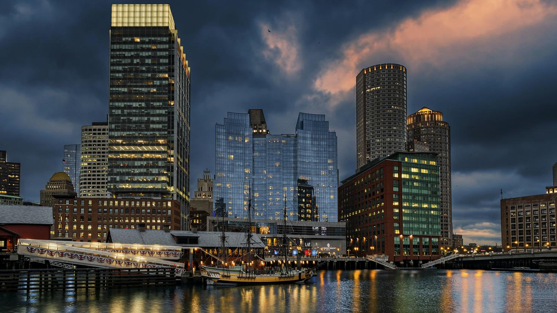Boston Tea Party by Stas F