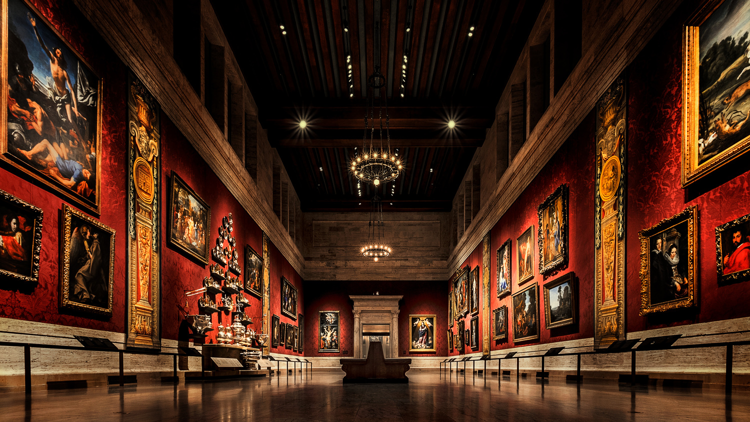 Museum of Fine Arts - Boston by Stas F
