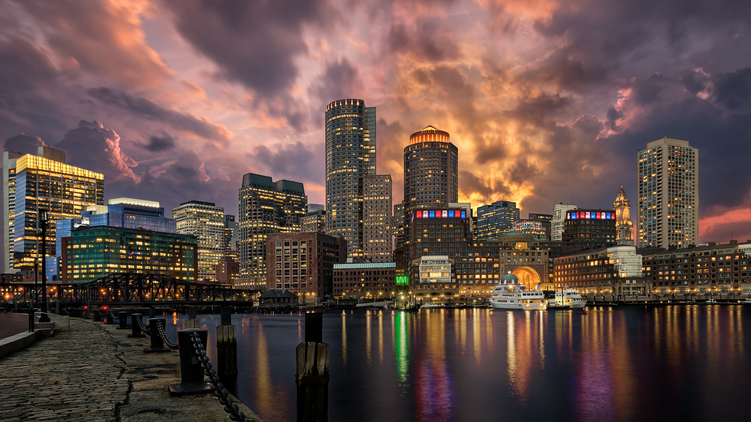 4th of July in Boston by Stas F